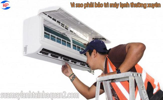Dịch vụ sửa máy lạnh tại Quận 1 uy tín, đảm bảo chất lượng tốt