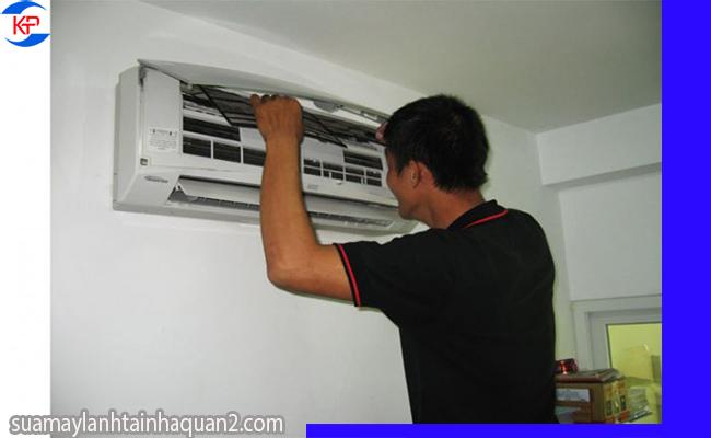 Dịch vu sửa máy lạnh quận 1 có đội ngũ nhân viên giàu kinh nghiệm